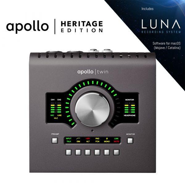 Universal Audio Apollo Twin DUO MKII Heritage Edition